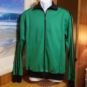 Adidas jacket Originals 3 stripes mens large